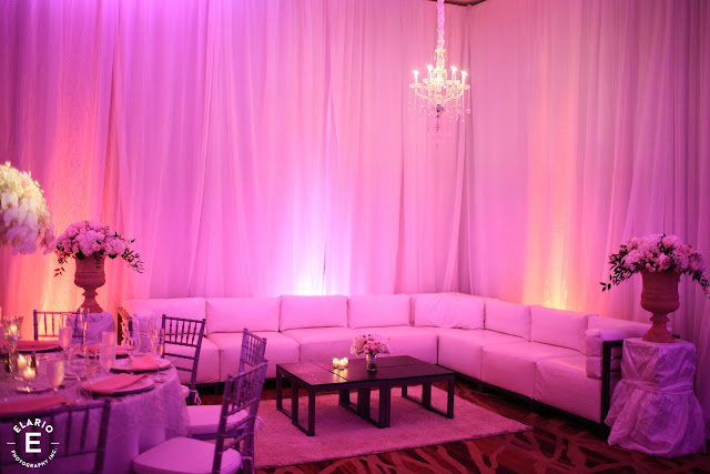 The Sagamore Wedding - Lake George, NY - Flowers - lounge