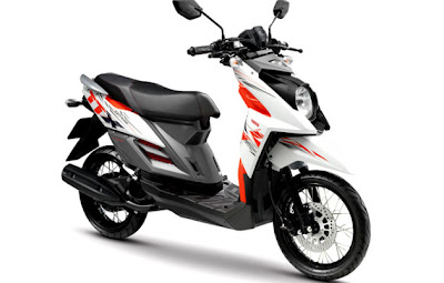Harga Jual Motor Yamaha X-Ride