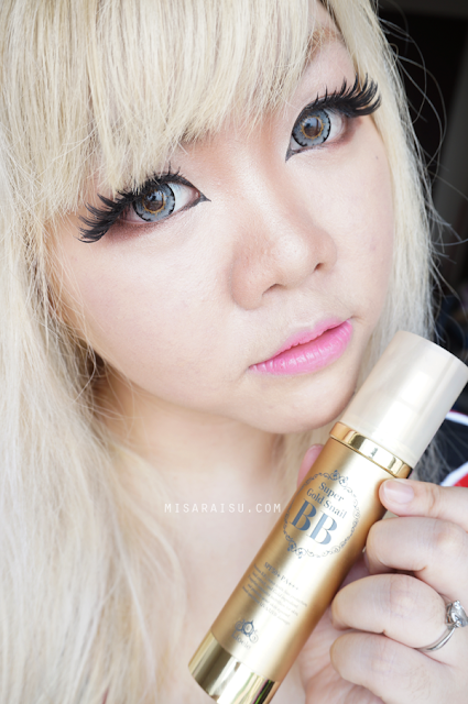 lioele super gold snail bb cream review