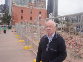 Melbourne City Council - holding them to account: The Wall: Site Analysis Summary