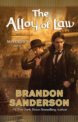 Aleación de ley, Brandon Sanderson AlloyLaw