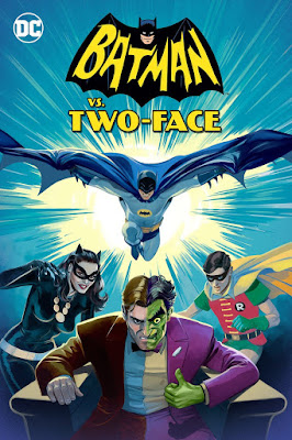 Batman vs. Two-Face Poster
