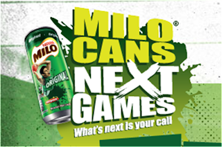 Milo Cans 'Next Games' Contest