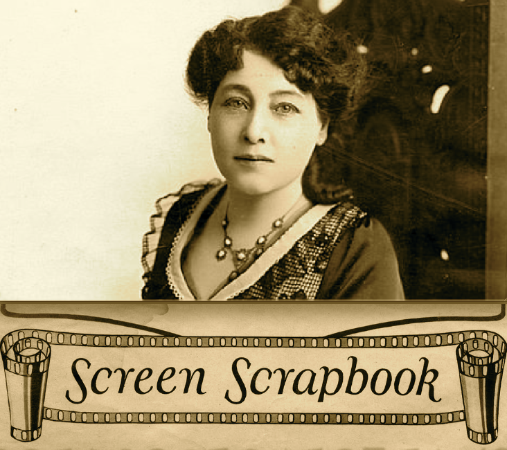 Be Natural Alice Guy Blache ©riginal scrapbook since 1894