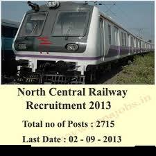 RRC NCR jobs
