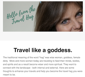 Travel Hag Newsletter