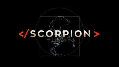 Logo de la serie Scorpion
