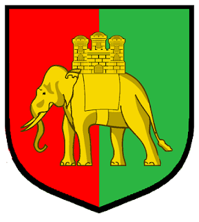 Château qui marche Coat_of_arms_of_Coventry_City_Council