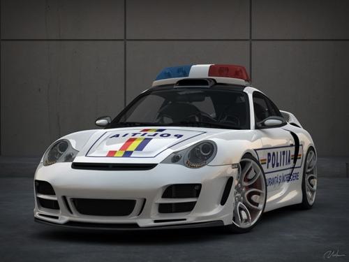 Porsche 911 (Romania)