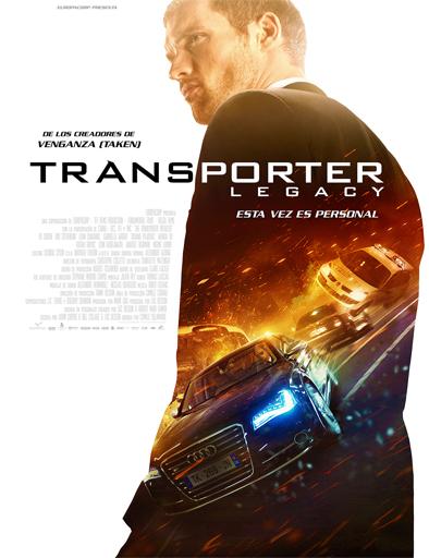 Ver The Transporter Refueled (2015) Online