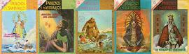 Patronos y Santuarios Ed. Novaro - Colección Completa
