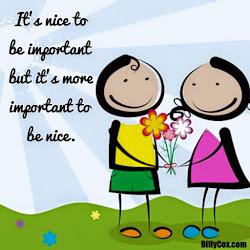 Important....