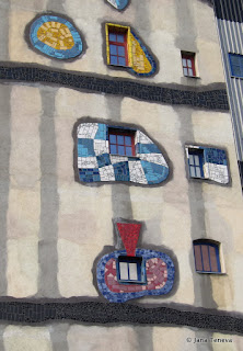Hundertwasser Spittelau