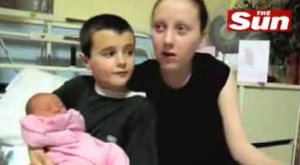 Pelik: Menjadi Ayah Umur 13 Tahun