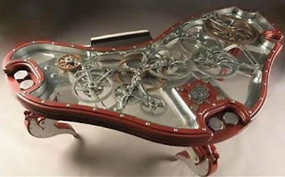 Creative Steampunk Gadgets and Designs (15) 9