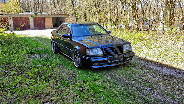 w124 coupe turbo
