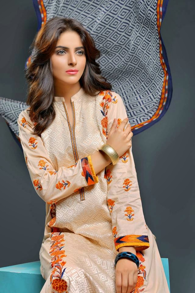 Verve Lawn Prints Collection 2015 by Nimsay