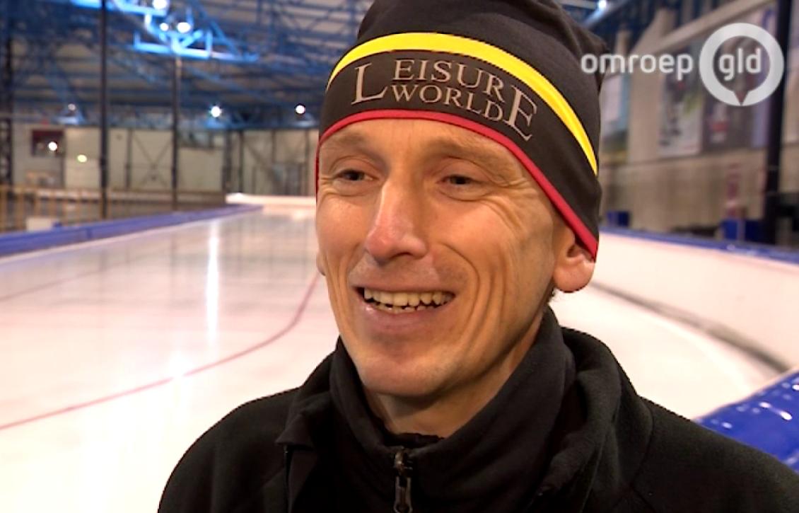 Afscheidsportret Omroep Gelderland van Jan Maarten Heideman