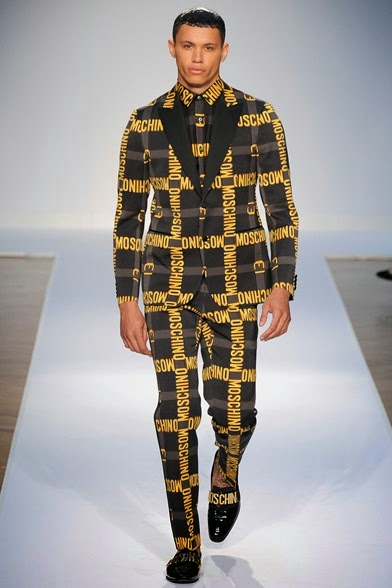 Moschino Uomo - Primavera/Estate 2015