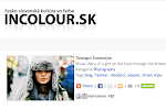 FEATURED AT INCOLOUR.SK