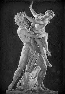El rapto de Proserpina. Sexo o sensualidad.