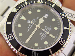 ROLEX SEA DWELLER 1220M - ROLEX 16600 - SERIAL A YEAR 2000 - MINT CONDITION