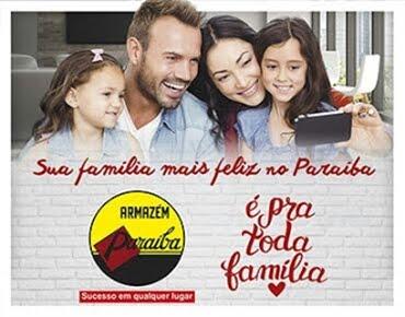 Armazém Paraíba - É pra toda família
