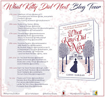 What Kitty Did Next Blog Tour
