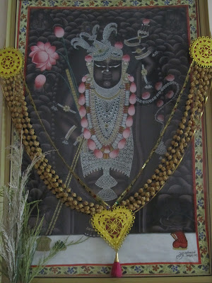 shrinathji bawa , mangala darshan swaroop ,pushtimarg