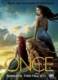 mermaids season 3 poster by yoyomonika d6lrkaf Download Once Upon A Time   4ª Temporada RMVB, AVI, 720p Legendado