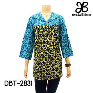 Atasan Batik Wanita DBT-2831