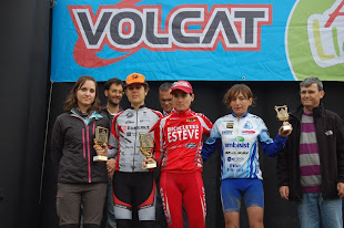 Sots-campiona VOLCAT 2011.