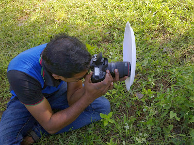 diy flash diffuser