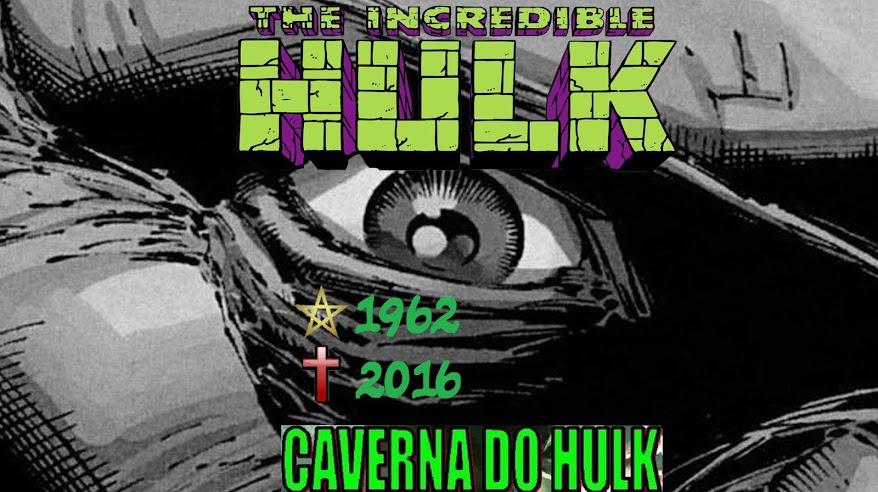 CAVERNA DO HULK