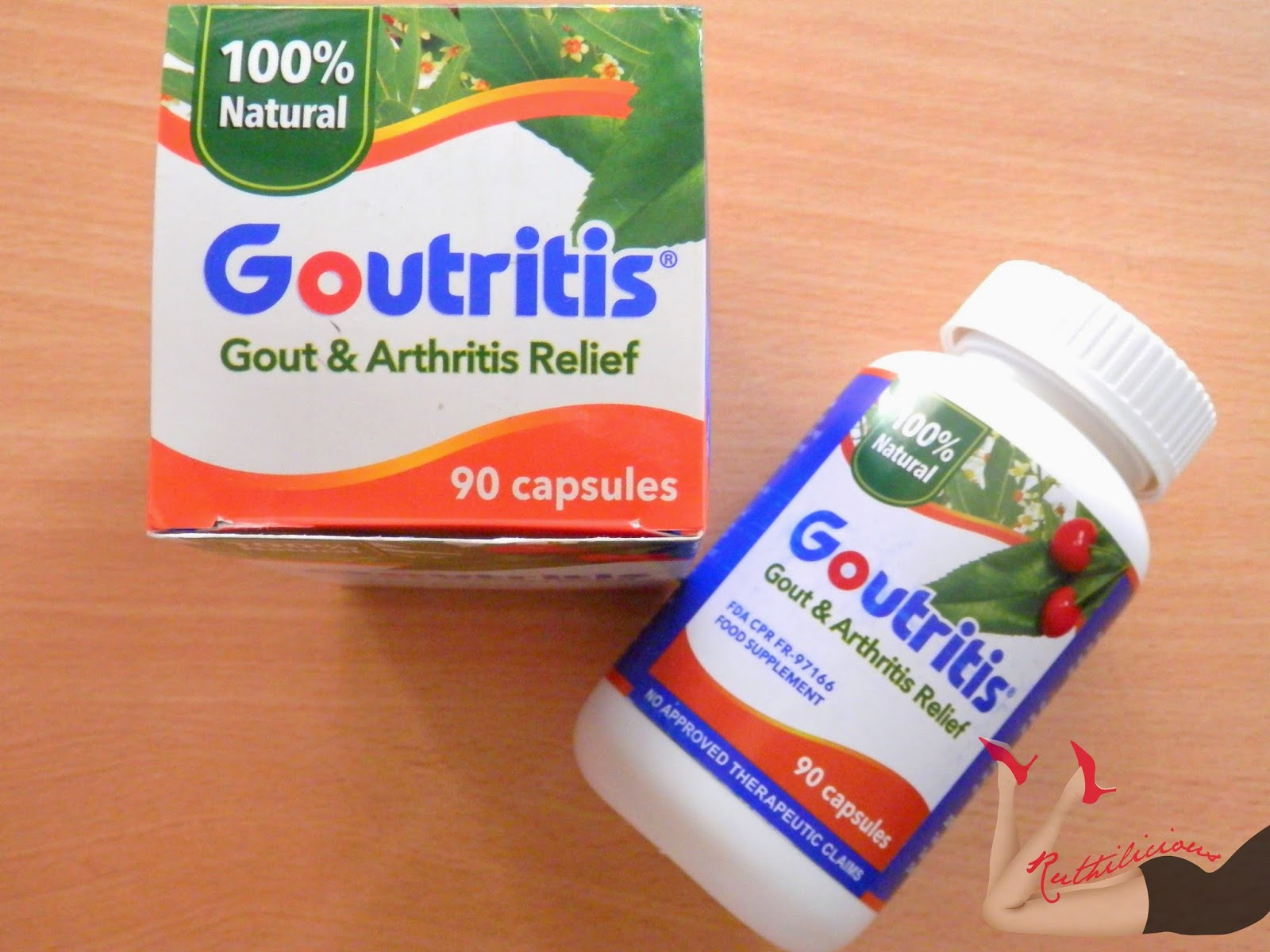 gout treatment urcinol how to reduce serum uric acid naturally over the counter pill for gout