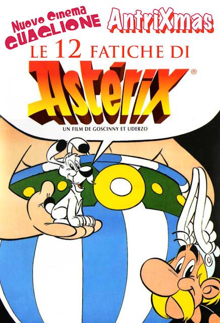 12 fatiche di Asterix