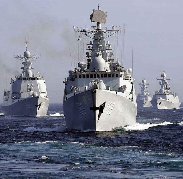 A China está montando uma imensa e bonitinha frota de guerra. Mas por dentro está sendo corroída pela corrupção.