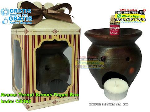 Aroma Terapi Kemas Paper Box
