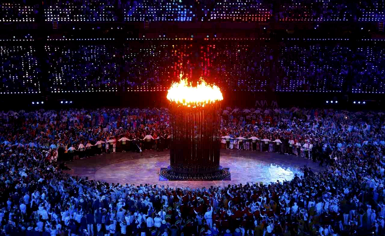 the london olympics The opening ceremony of the london olympics is due to take place later after seven years of preparations the three-hour spectacle in the olym.