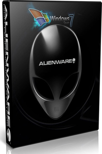 Alienware Windows 7 Disc