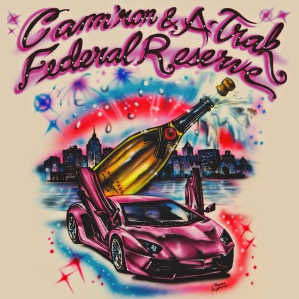 Federal Reserve - Dipsh*ts (feat. Cam'ron, A-Trak & Juelz Santana) - Single Cover