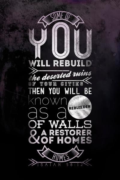 Isaiah 58:12