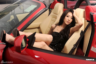 Supermodel Sonia Sui Taiwan girl naked ad sexy photo 1