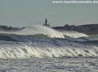 waves at Cape Agulhas