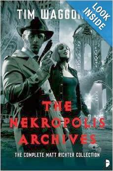 http://www.amazon.com/Nekropolis-Archives-Tim-Waggoner/dp/0857662082/ref=la_B001JP0XFM_1_7?s=books&ie=UTF8&qid=1395633512&sr=1-7