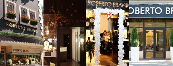ROBERTO BRAVO iletişim mağazalar