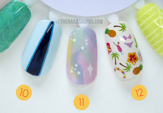 18 Summer Nail Art Ideas