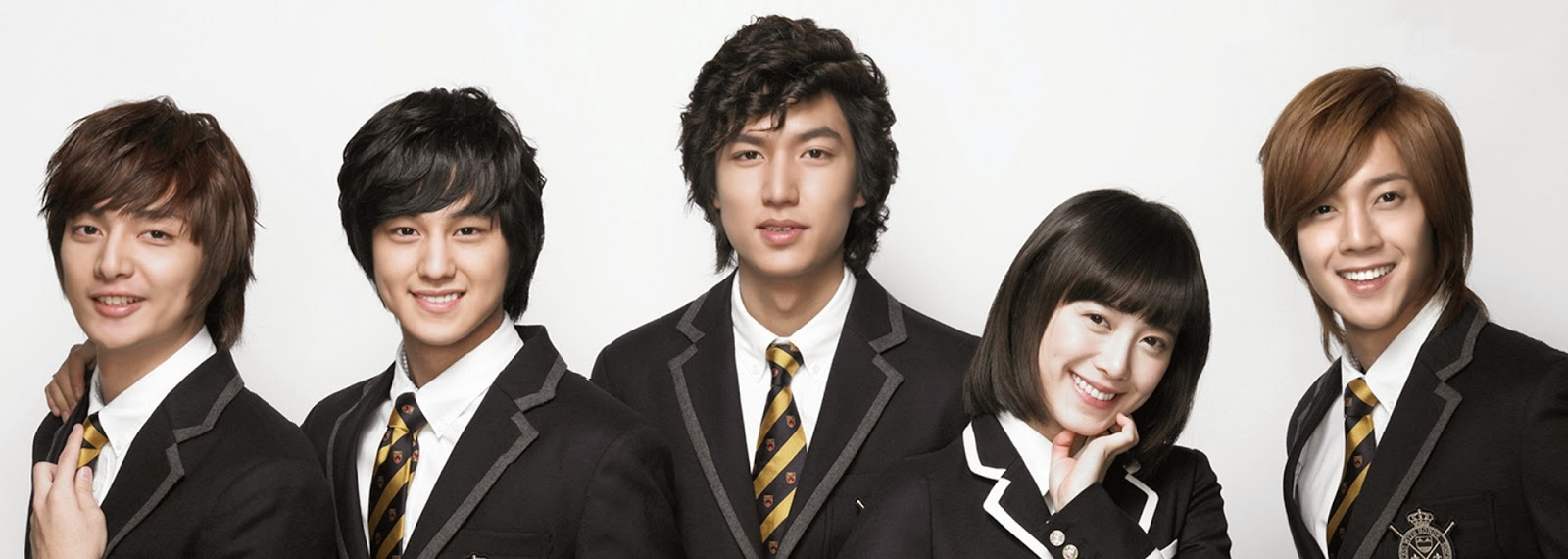 Boys over flower Series