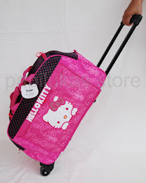 Tas Trolley Hello Kitty, Model-2