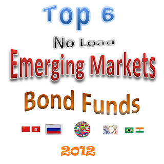 top 6 no load emerging markets bond funds of 2012 logo